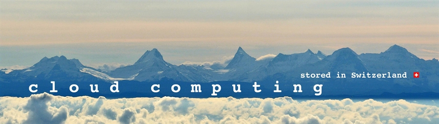 Cloud computing suisse